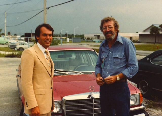 Michael Shulhof and Jeep Harned