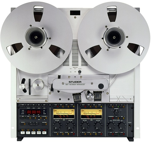 Studer A807 Tape Machine