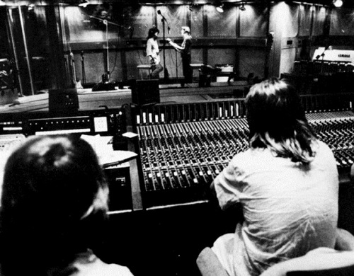 ABBA 1979-1980 Recording Session