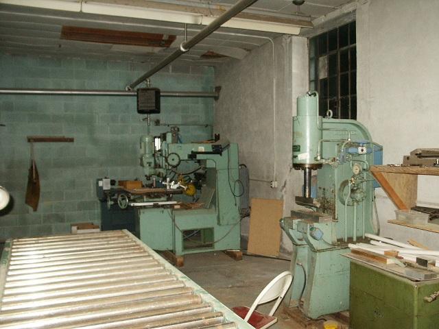 AMI, Inc. machine shop.