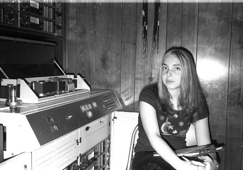AMPEX MM-1000 Tape Machine