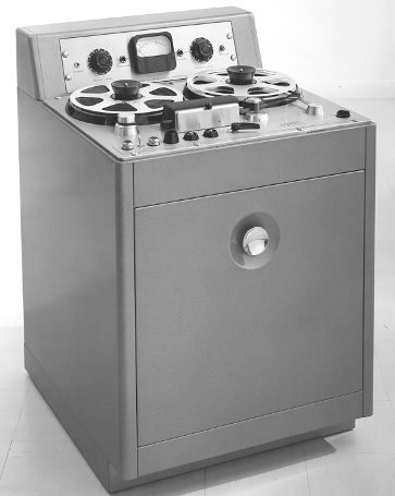 AMPEX Model 300 mono 1/4