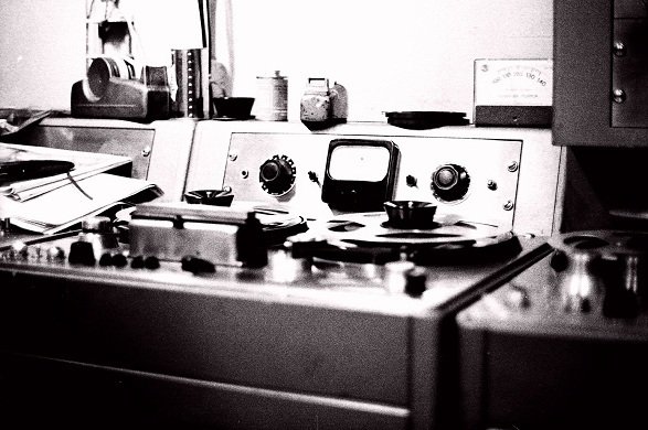 Ampex 300 Tape Machine