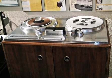 Ampex 200A original 1947 from Capitol Records