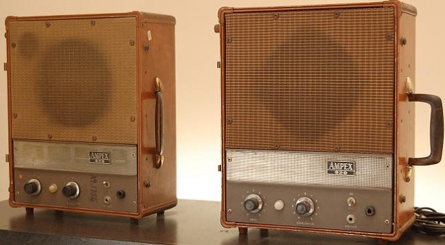 AMPEX Model 620