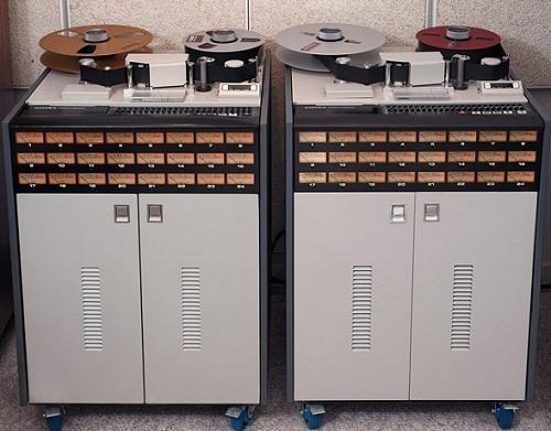Ampex mm1200
