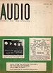 Audio Engineering Magazine - February 1955