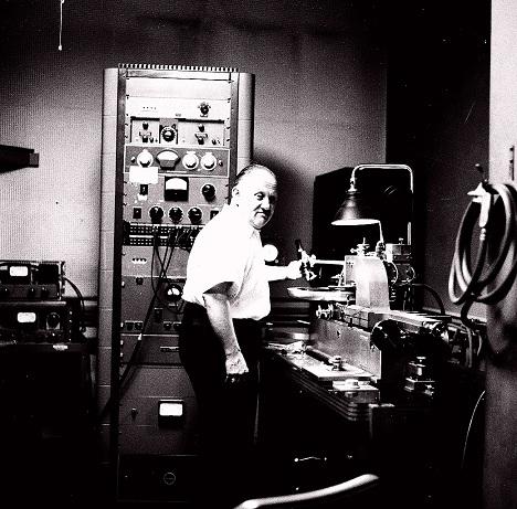 Mastering Engineer Columbia Studios
