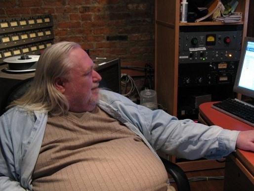 Bob Olhsson in Nashville Studio