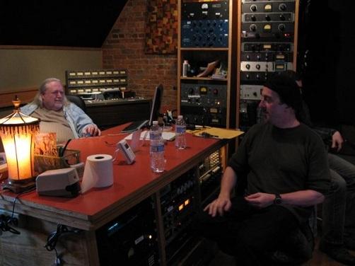 Bob Olhsson with Eskil Wetterqvist