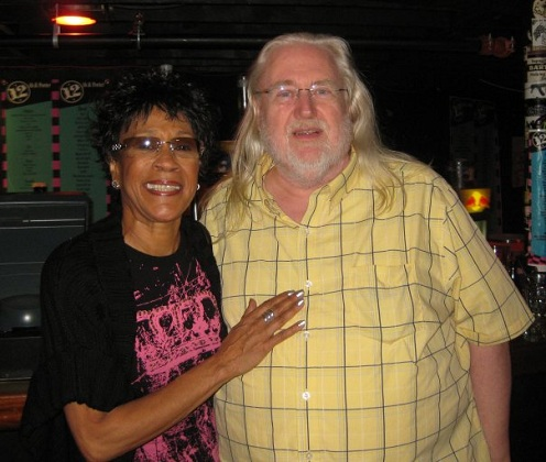 Bob Olhsson with Bettye Lavette
