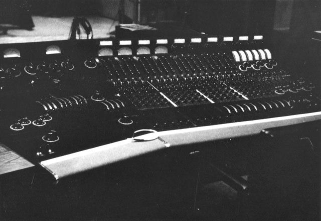 Columbia Studios Console
