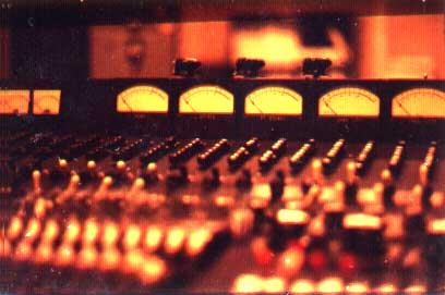 Columbia Studios, NYC - Edit/Mix Room 406 Console, circa 1970
