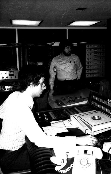 Skip Juried and Larry Kramer