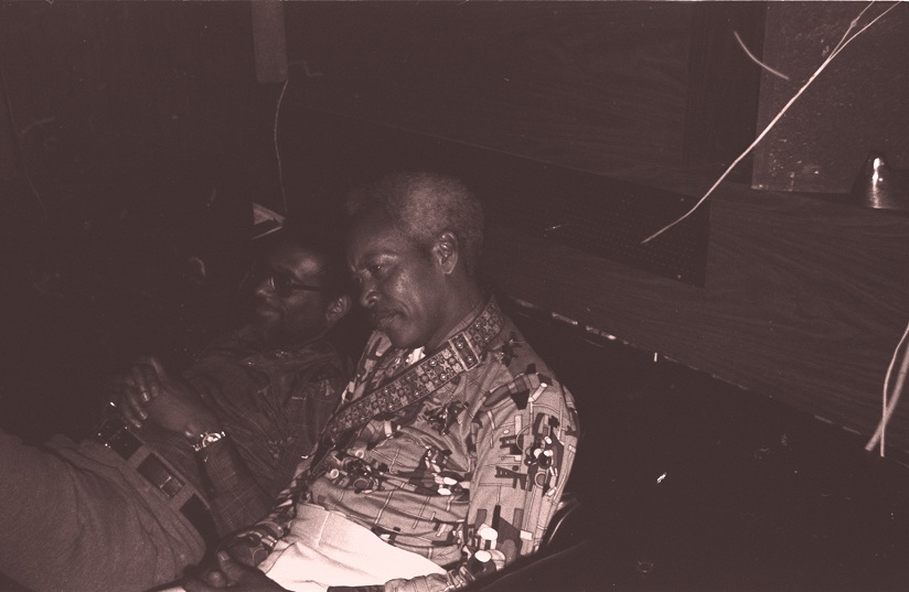 Esmond Edwards and Sonny Stitt
