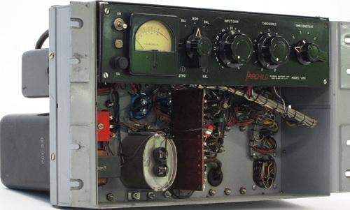 Fairchild 660 Compressor/Limiter on