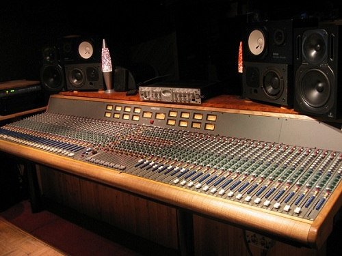 Trident Series 65 Console 56 Channel 16 Buss