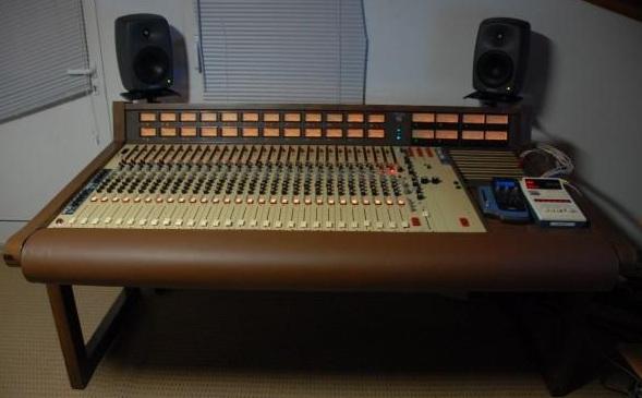 MCI JH-428 at Poly Sound