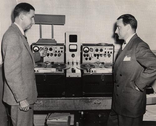 Jack Mullin and Murdo McKenzie