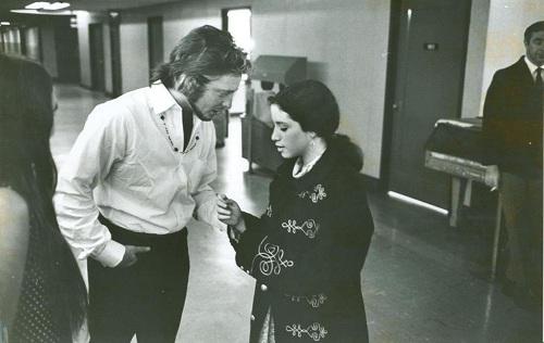 George Shadow Morton with Janis Ian