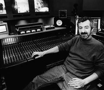 Jim Reeves at Reeves Audio Recording