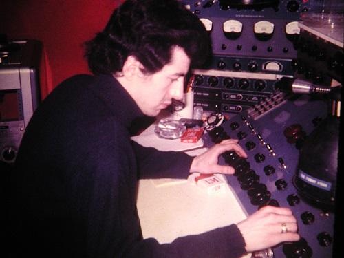 Jim Reeves at Studio 3 - Cisum Mix