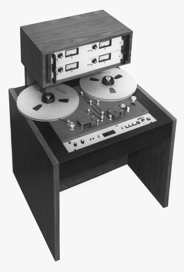 MCI JH-110M Disc Mastering Reproducer