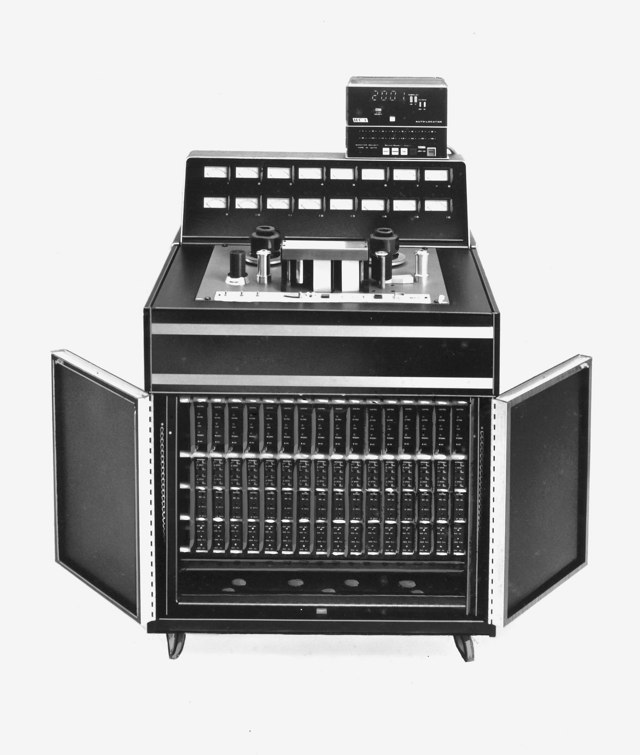 MCI JH-16 Tape Machine