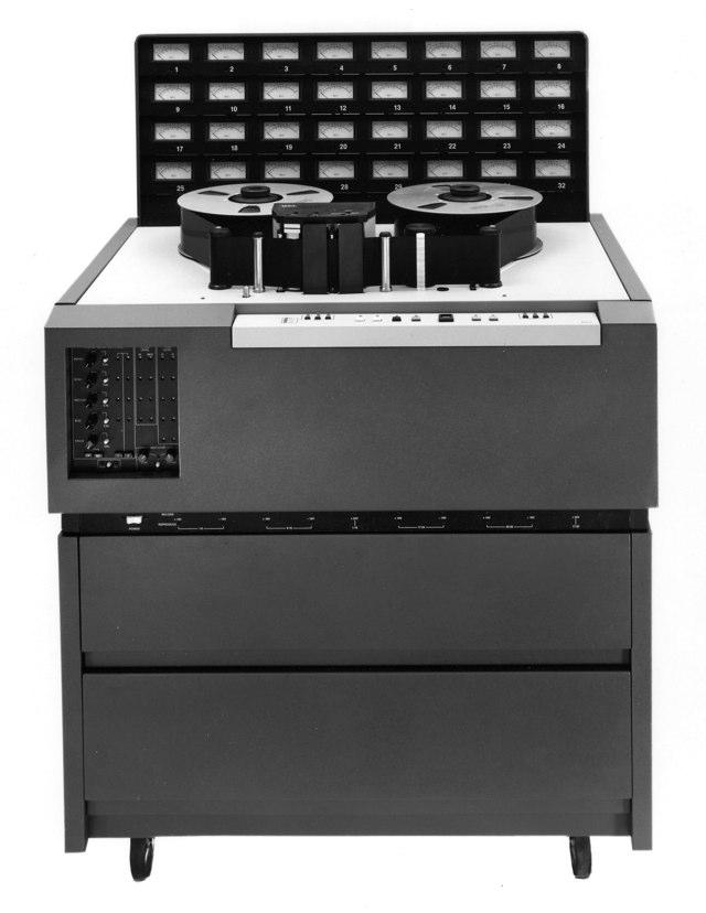MCI JH-32 Tape Machine