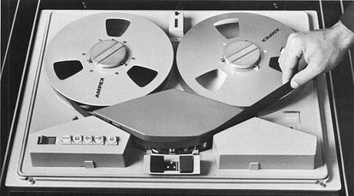 AMPEX MM-800 Transport