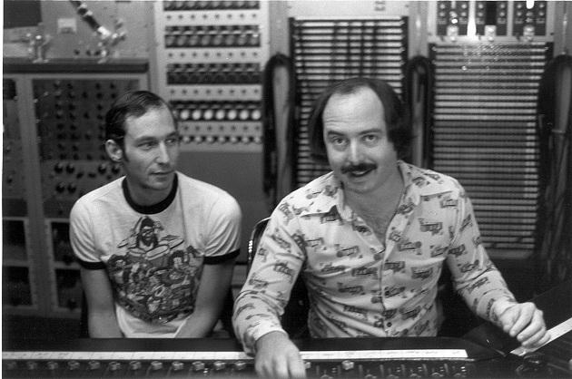 Mathew Kaufman and Glen Kolotkin