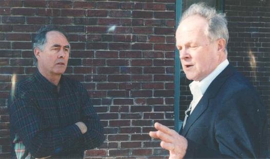 Neil Muncy and John French