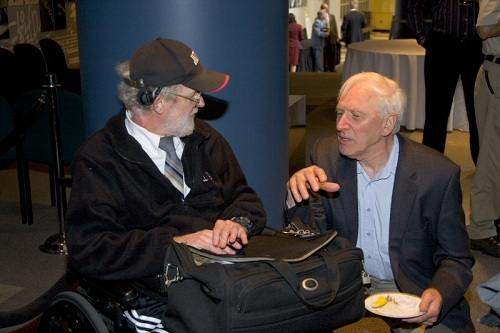 Neil Muncy and John Vanderkooy