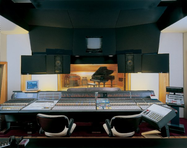 Neve 8108 Recording Console