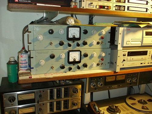 Joel Katz RCA Mastering Compressors