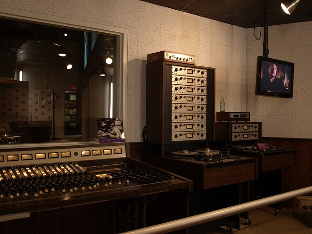 Scully 280 Tape Machines at Stax Records