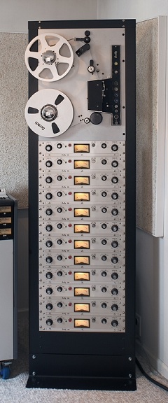 Scully Model 284 Tape Machine