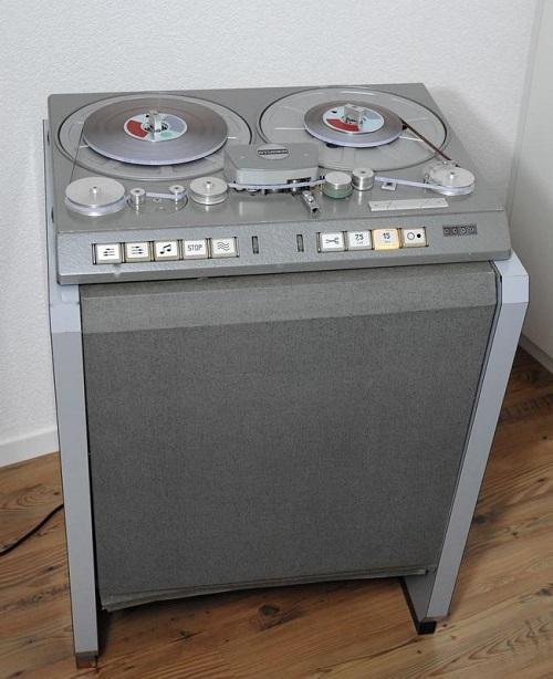 Studer C37 Tape Machine