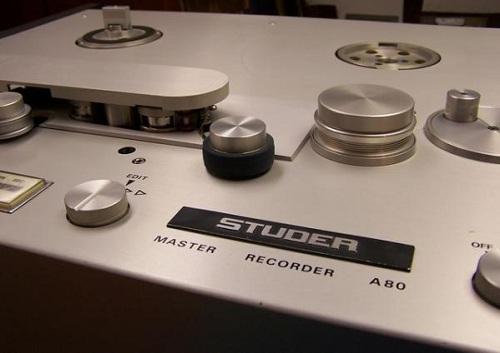 Studer A80 2 Track 1/4