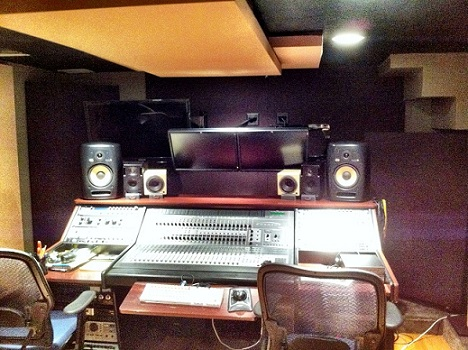 Studio Center - Miami, FL - C24 Control Room.