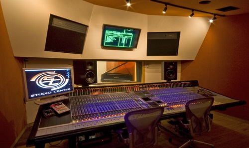 Studio Center, Miami - Studio A Console