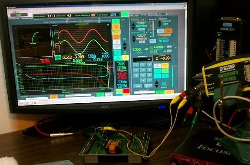 Tube Equipment Corporation Analyser Prototype