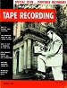 Tape Recording - August 1954