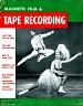 Tape Recording - December 1954