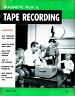 Tape Recording - April 1955