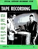 Magnetic Film and Tape Recording Magazine - August 1955