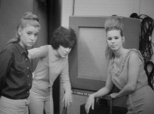 The Shangri-Las at Mira Sound Studios
