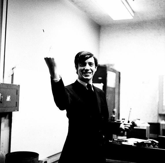 Columbia Studios, NYC Recording Session