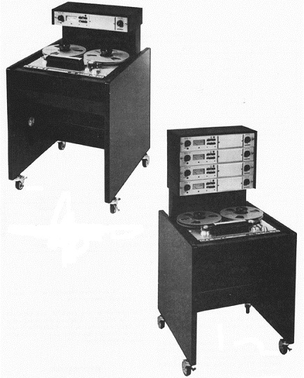 AMPEX 440C Tape Machine