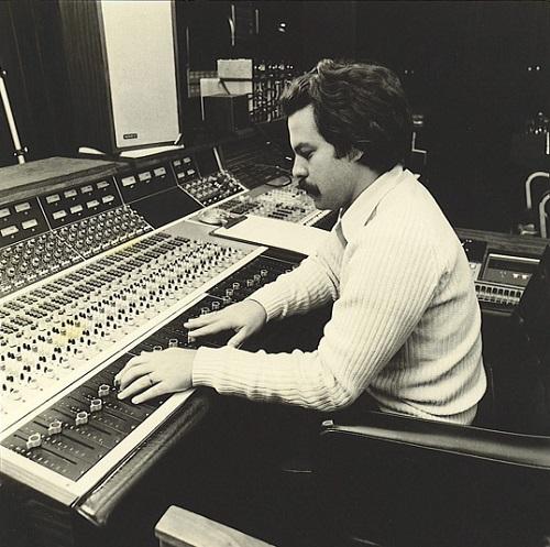 Joel Katz engineering at Radio City Music Hall